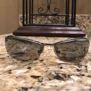 Polarized Ray Bans RB3186